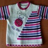 Свитер. Детский свитер. Свитер для девочки.