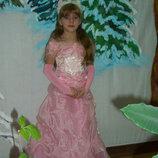 Продам нарядное Золушкино платье для праздника
