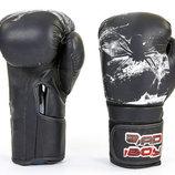 Перчатки боксерские на липучке Bad Boy 6602 10-12 унций, Flex