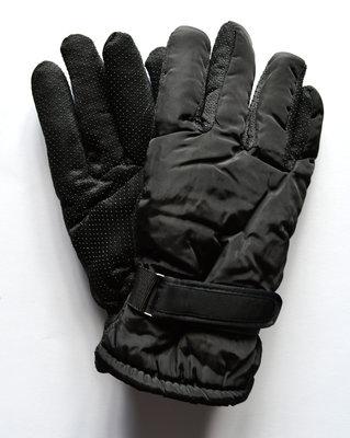 Мужские перчатки на меху