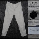 Брендові штани чоловічі Easy W34 L29 Бангладеш брюки мужские