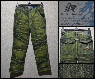 Брендові штани джинсові чоловічі R. D. Jeans S Німеччина брюки мужские