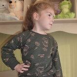 Спортивный костюм, начес 3 года, 4 года, 5 лет, 6 лет, 7-8лет, Турция, вожу