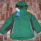 куртка ветровка утепленная на флисе 4года сток бирка большой выбор одежды 1-16лет