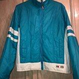 Синяя спортивная куртка фирмы Snap размер Л- XL