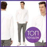 мужская белая рубашка LC Waikiki / Лс Вайкики