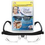 Очки с регулировкой линз Dial Vision Adjustable Lens Eyeglasses от -6D до 3D