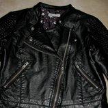 Куртка брендова стильна шикарна H&M Оригінал р.158 на вік 12-13 років