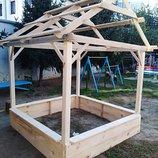 Песочница в детский сад