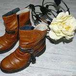 Ботинки утепленные Rieker, дл. 24,5 см