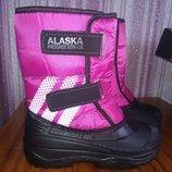 сноубутсы дутики Аляска