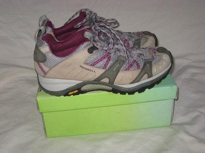 Ботинки термо Merrell Waterproof Германия 38 размер по стельке 25 см.  Кожаные.зимние. f0cbc845f5f6b