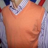 Стильная фирменная кофта жилет свитр бренд Best Бест Франция .м .