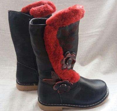 33313852bd6a2b Продано: Зимние кожаные ортопедические сапоги, сапожки Шалунишка 27-32  размеры