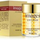 Антивозрастной увлажняющий крем для глаз золотом Images Eye Cream