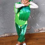 Карнавальный костюм Огурец 3-6 лет