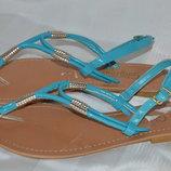 Босоножки сандали New Look размер 39 6 , босоніжки сандалі