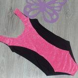 Купальник-Трико для занятий гимнастикой или танцами на рост 134-146 в идеале