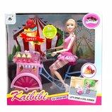 Кукла Лялька -продавець морозива Каibibi BLD142 р.33,3 31,5 11,7см