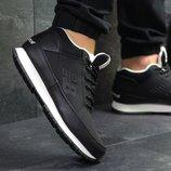 Ботинки зимние мужские New Balance 754 black 6433