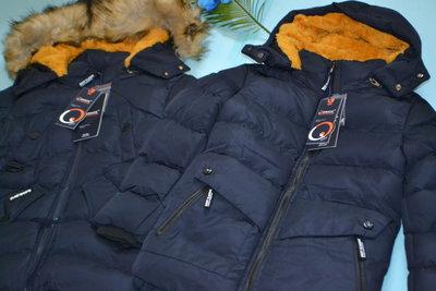 зимние курточки для мальчиков 2-12 лет Венгрия