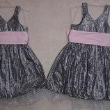 Нарядные платья Wojcik двойняшкам