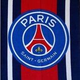 Пляжное полотенце Псж Фк Пари Сен-Жермен с логотипом любимого футбольного клуба