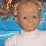 шикарная коллекционная характерная кукла Panre Испания оригинал клеймо винтаж 26 см