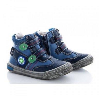 31fc07669 Ботинки для мальчика Канарейка 27, 28, 29, 30, 31, 32 р Синий F2228 ...