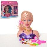 Кукла для причесок голова куклы 8811-2-5