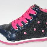 Детская обувь.Демисезонные ботинки на девочку