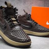 Кроссовки мужские Nike LF1 Duckboot, коричневые, р. 41 - 45