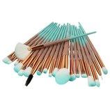 Кисти для макияжа Омбре Brushes for make-up 20 accessories