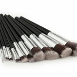 Набор кистей для макияжа, 10 шт. Brushes for make-up Daily Use