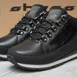 ботинки New Balance 44,45,46 размер, стелька 29,2 см, зимние, скидка, распродажа, кожа натураль
