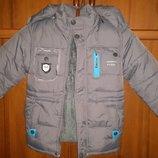Зимняя курточка в идеальном состоянии