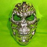 маска хэллоуин череп