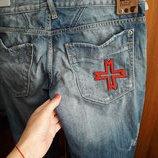 крутые брендовые джинсы Италия Zu Elements