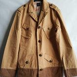 Мужская куртка тренч французского бренда Promod