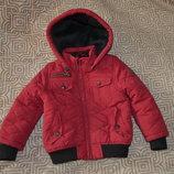 демисезонная курточка мальчику TU на 3-4 года рост 104 Англия