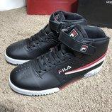 Ботинки Fila Sneakers Fx100 Mid Black/White