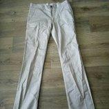брюки класика бежевые Zara man