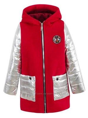 Пальто для девочек 134-158