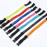 Ремень сумка спортивная для бега с двумя отделениями 6885 поясная сумка 7 цветов