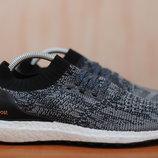 Серые кроссовки Adidas Ultra Boots, адидас. 39 размер. Оригинал