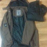 Утеплённая куртка -парка North route 2в 1, р XL-XXL.