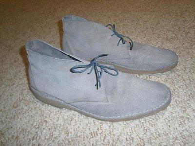 Мужские туфли - дезерты