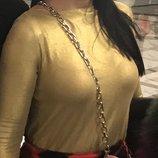 Золотая кофточка