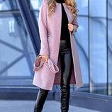 Пальто 4 цвета 42,44,46,48,50 размеры