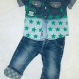 Рубашка mini STYLE